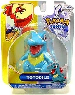 Pokemon HeartGold SoulSilver Series 15 Basic Figure Totodile