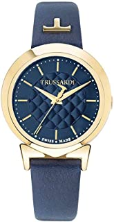 Trussardi Women's ANTILIA Watch Blue