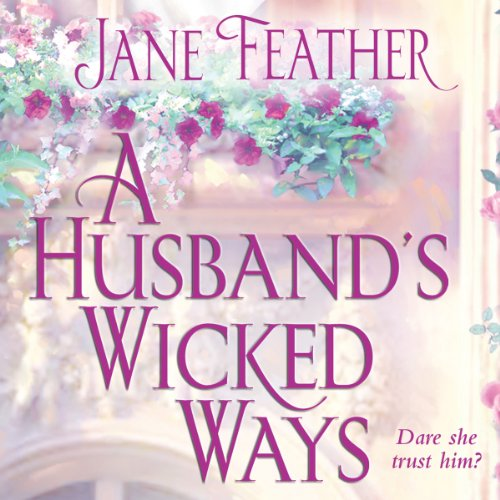A Husband's Wicked Ways audiobook cover art