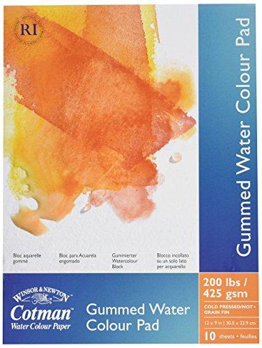 Winsor & Newton Cotman Cold Press Spiral Water Colour Paper...