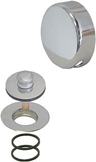 Watco Manufacturing 939290-BN QuickTrim Innovator Push Pull Trim Kit, Brushed Nickel