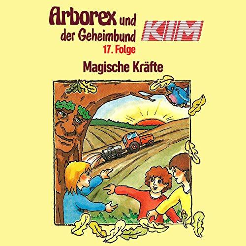 Magische Kräfte audiobook cover art
