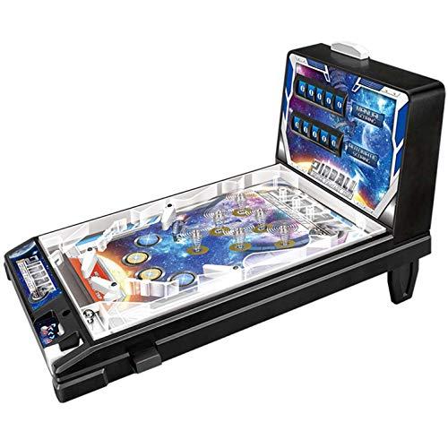 Máquina De Juego De Pinball Espacial, Juegos De Pinball, Mini Juguetes De Pinball, Juegos De Super Pinball Espacial, Máquina De Juego De Juguetes Para Niños, Máquina De Arcade Retro, Con Luces Y Son