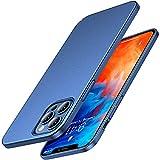 CASEKOO Ultra Dünn Serie Kompatibel mit iPhone 12/12 Pro Hülle Slim Handyhülle Mattem Finish Case...