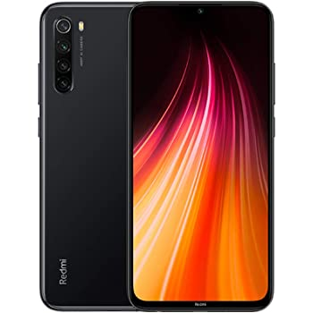 Xiaomi Redmi note 8 Smartphone 4GB 64GB Black