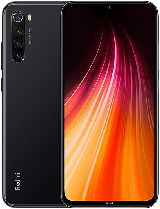Redmi note 8 xiaomi - smartphone 64gb 4gb ram dual sim space black B07Y179QD8
