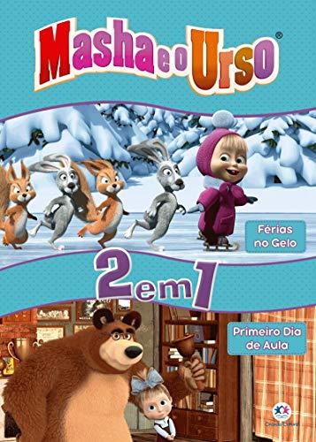 Masha e o Urso - Férias no gelo - Primeiro dia de aula