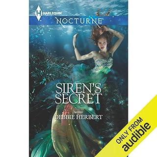 Siren's Secret audiobook cover art