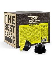 Note d'Espresso - Citron - Capsules de Thé - Exclusivement Compatible avec les Machines Nescafé* et Dolce Gusto* - 48 x 12 g