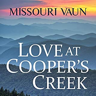 Love at Cooper's Creek audiobook cover art