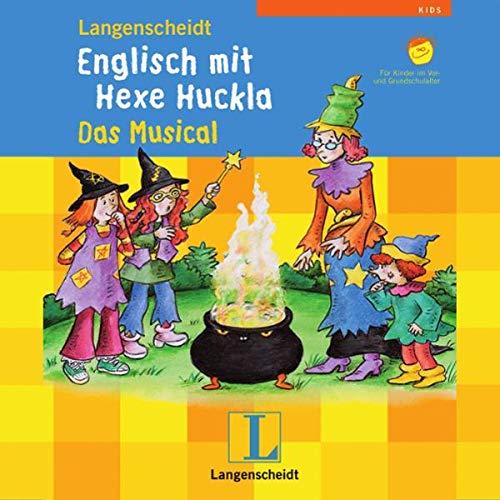 Englisch mit Hexe Huckla - Das Musical Titelbild