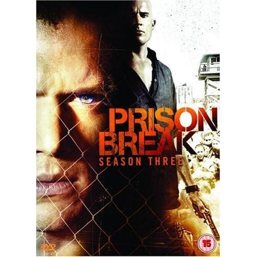 Prison Break S3 [Edizione: Regno Unito]