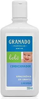 Linha Bebe Granado - Condicionador Bebe Lavanda 250 Ml - (Granado Baby Collection - Lavender Baby Conditioner 8.5 Fl Oz)