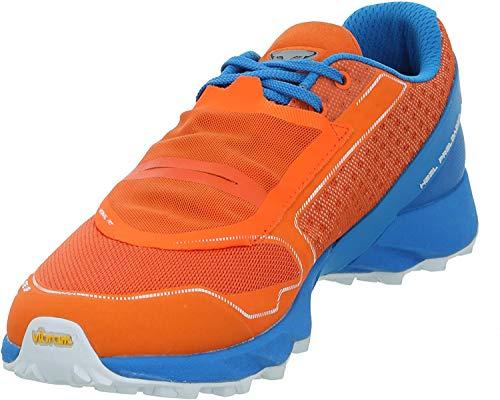 Dynafit Feline Up Chaussures de Course pour Homme - Orange - Bleu et Orange (Methyl), 44.5 EU EU