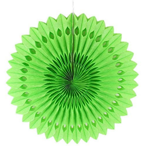 Party Paper Decorations 10Pcs 8/12/16 Inch Hollow Tissue Paper Fan Flower Pinwheels Backdrop Wedding Marriage Party Birthday Baby Shower Decorations
