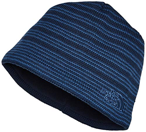 The North Face Bones Recyced Beanie Headgear Mixte Adulte, Urbnavy/Shblue, FR Unique (Taille Fabricant : OS)