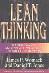 Lean Thinking : Banish Waste and Create Wealth in Your Corporation Hardcover