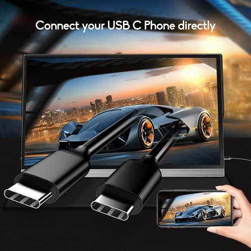 Corpritmonitor portable monitor