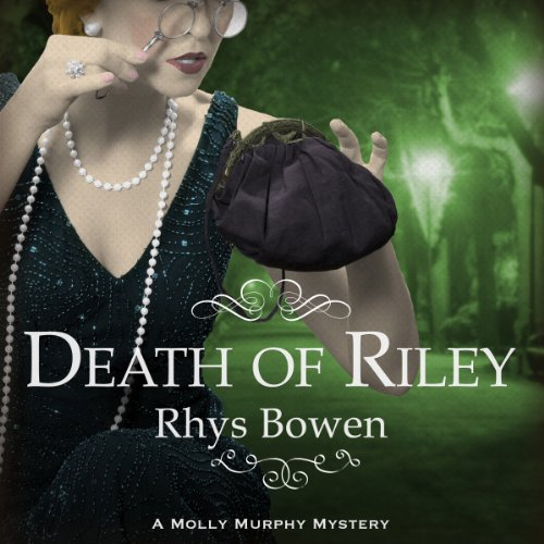 Page de couverture de Death of Riley