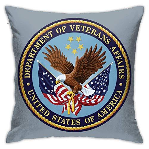 INGXIANGANCHI United States Department of Veterans Affairs Kissenbezug Kissenbezug Sofa Home Decoration 45 x 45 cm (18 \'x 18\' Zoll)