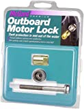 McGard 74049 Marine Single Outboard Motor Lock Set (5/16-18 Thread Size)