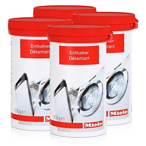 Miele Entkalker für Waschmaschinen und Geschirrspüler 250g (4er Pack)