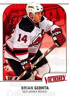(CI) Brian Gionta Hockey Card 2009-10 Finnish UD Victory (base) 117 Brian Gionta