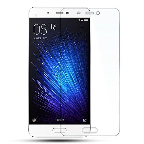 actecom Protector de pantalla de Cristal Templado Compatible con Xiaomi Mi5 / Mi 5