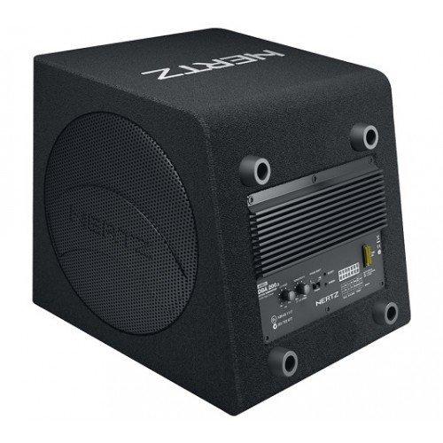 Hertz Dieci DBA 200.3-20 cm Aktivsubwoofer DBA200.3 Active SUB Box