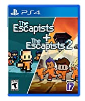 The Escapists and The Escapists 2 Standard Edition PlayStation 4 逃亡者と逃亡者2 スタンダードエディションプレイステーション4 北米英語版 [並行輸入品]