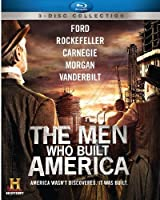 Men Who Built America/ [Blu-ray] [Import]
