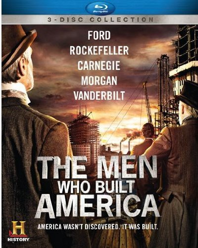 Men Who Built America [Blu-ray] [Importado]