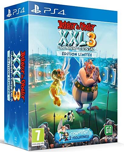 JEU Konsole, nur für Spiele Asterix Obelix XXL 3 PS4