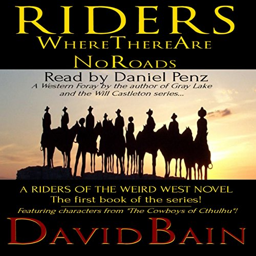 Riders Where There Are No Roads audiobook cover art