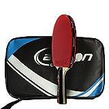 Senston Raquette de ping-pong approuvée par ITTF, pagaie professionnelle de raquette...