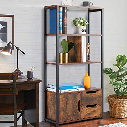 Wooden Free Standing Shelves