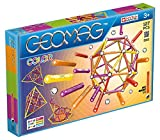 Geomag, Classic Color, 264, Magnetkonstruktionen und Lernspiele, Konstruktionsspielzeug, 127-teilig