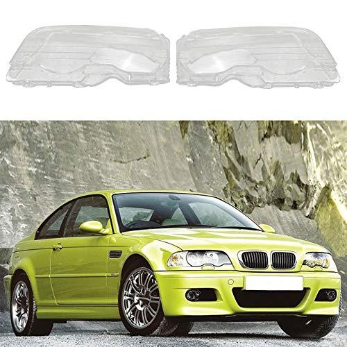 Ajuste Fit For BMW E46 M3 2door 1998-2001 Linterna Del Coche Claro...