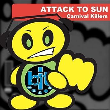 Attack to Sun