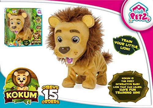 IMC Toys Club Petz - 94710 - Kokum Le Lionceau