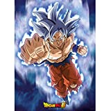 ABYstyle - Dragon Ball Super - Poster - Goku Ultra Instinto (52x38 cm)
