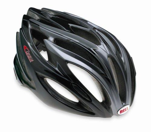 BELL 114697 - Casco de Ciclismo para Bicicleta de Paseo, Color Negro,Talla...