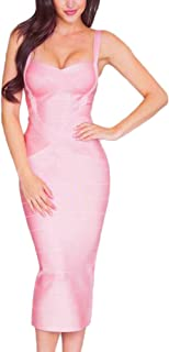 Best midi light pink dress Reviews