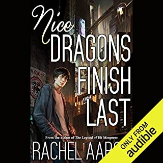 Nice Dragons Finish Last     Heartstrikers, Book 1              By:                                                                                                                                 Rachel Aaron                               Narrated by:                                                                                                                                 Vikas Adam                      Length: 13 hrs and 31 mins     6,598 ratings     Overall 4.4