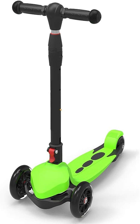 presentando toda la última moda de la calle Duan hai rong DHR Scooter Scooter Scooter for Niños Rueda de Destello Kick Scooter Niño Scooter Triciclo 1-3-6-12 años, patinetes  venta caliente
