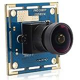 Cámara Web 1080P de Alta Velocidad VGA 100 fps Webcam 2 megapíxeles USB con cámara con Sensor CMOS OV2710 módulo de cámara Industrial para PC, Robot,teléfono móvil,quiosco