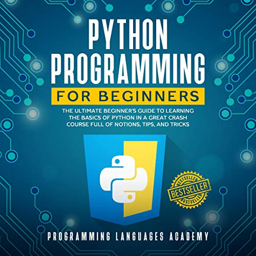 Python Programming for Beginners Titelbild