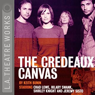 The Credeaux Canvas (Dramatization) cover art
