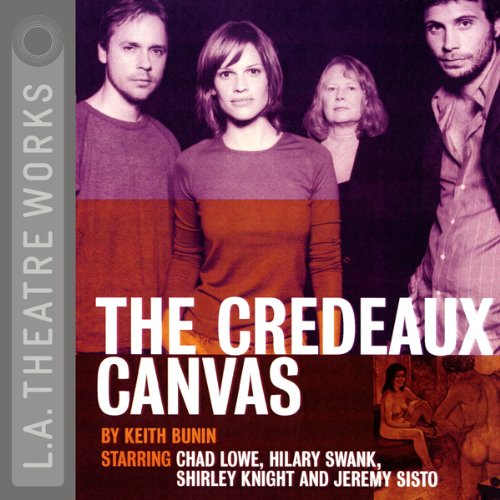 The Credeaux Canvas (Dramatization)  Audiolibri