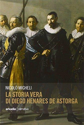 La storia vera di Diego Henares de Astorga (Eclypse)